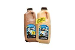 TruMoo Halloween milk