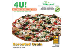 Better 4 U sprouted grain pizza