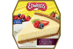 Edwards frozen cheesecake