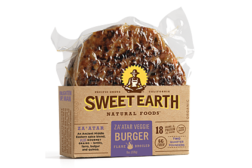 Sweet Earth veggie burger