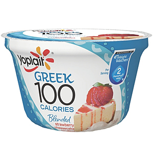 Yoplait strawberry cheesecake yogurt inbody