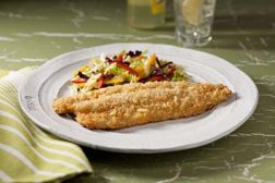 Clear Springs rainbow trout fillets
