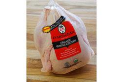 D'Artagnan organic chicken