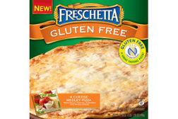 Freschetta gluten free pizza