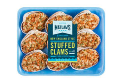Matlaw's stuffed clams