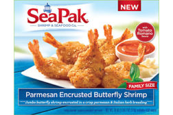 SeaPak butterfly shrimp