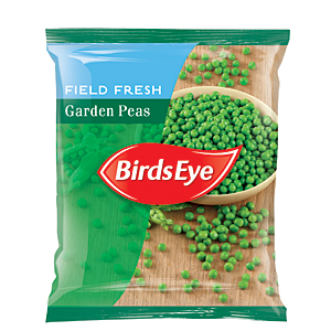 Birds Eye fresh peas