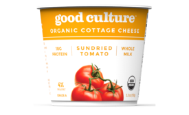 Good Culture cottage cheese packaging