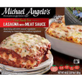 Michael Angelos 46 ounce lasagna