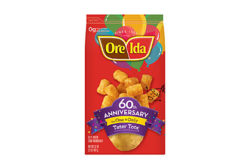 Ore-Ida tater tots new packaging