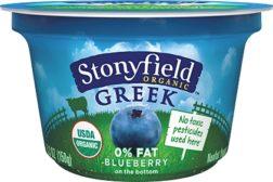 Stonyfield new pkg