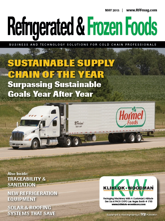 May 2013 RFF Sustainable Supply Chain