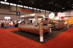 Infrabaker oven system