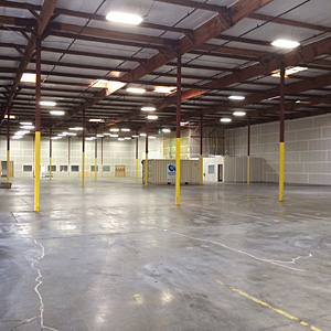 RSI new warehouse