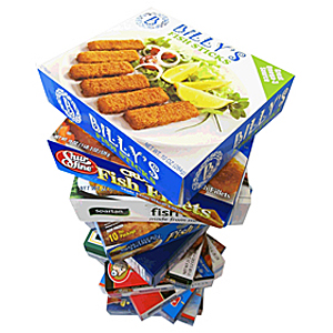 Smart Planet fish sticks