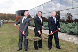 Toyota new plant