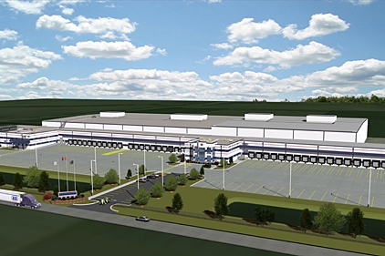 United States Cold Storage Completes Wilmington Il Addition