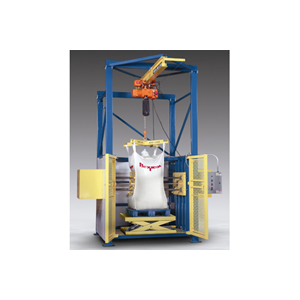 Flexicon bag bulk hoist