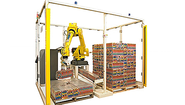 Schneider Robotic Palletizer