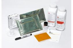 3M petrifilm salmonella testing
