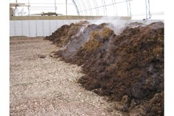 Agrilab compost heat recovery