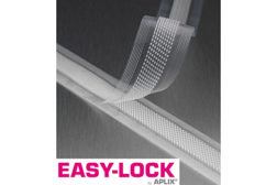 Aplix easy lock closure