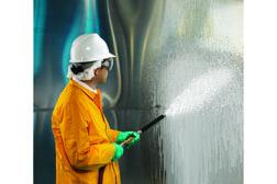 Ecolab spraywashing