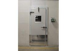 Eliason swing door
