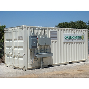 Greensmith solar container