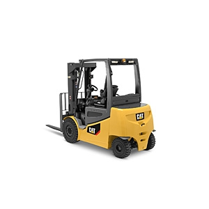 CAT pneumatic lift truck