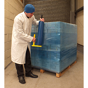 Detectable Pallet Wrap 2013 12 10 Refrigerated Frozen Food