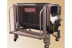 Hinds-Bock ribbon blending tank
