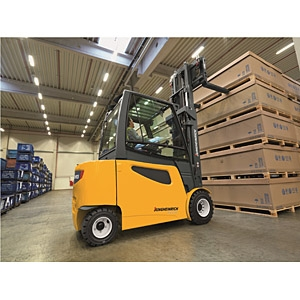 Juengerich automatic forklift