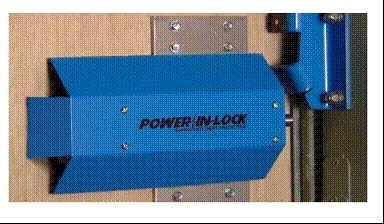 Internal Electronic Locks For Trailer Cargo Security