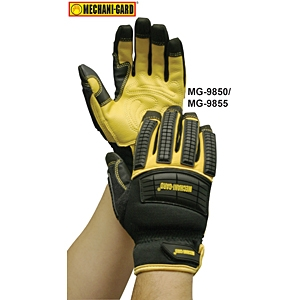 Saf-T-Gard gloves