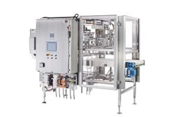 Schoelle aseptic filler