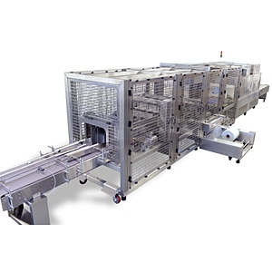 Polypack washdown shrink wrapper