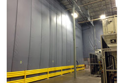 Zoneworks insulated curtain wall