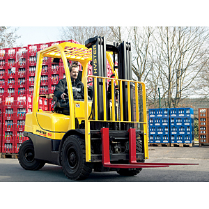 Hyster H50FT inbody