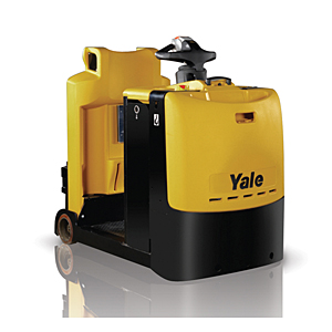 Yale tow tractor