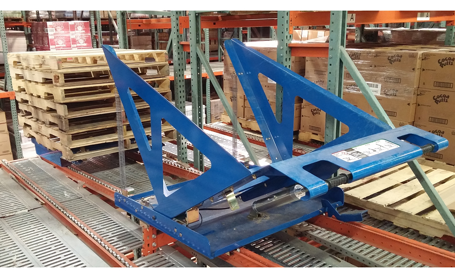 Automation-Plus-Pallet-Return-Device
