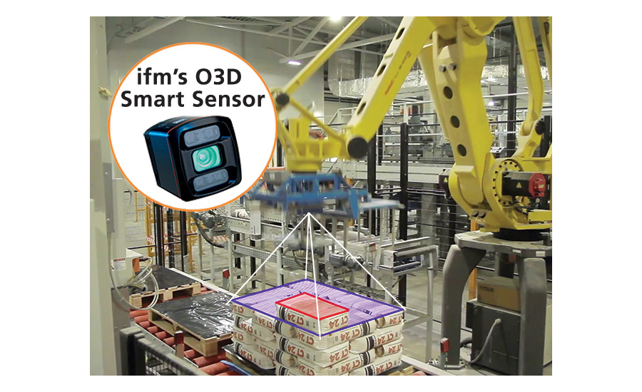 ifm-O3D-pallet-recognition