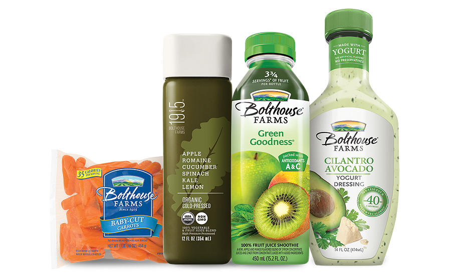Bolthouse Farms product line