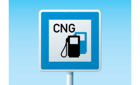 CNG energy management