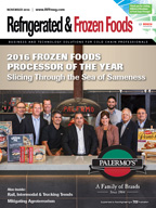 Refrigerated and Frozen Foods November 2016