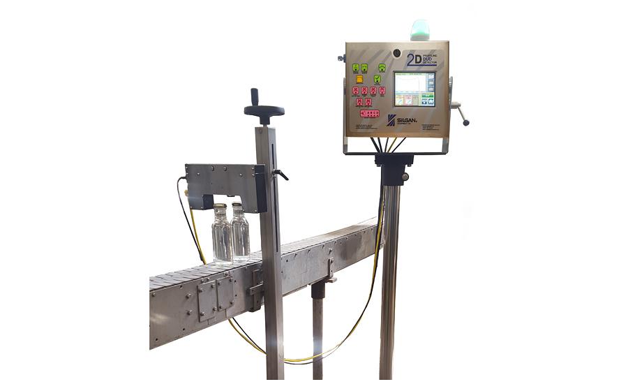 silgan 2d laser system - Laser Colorant Puls