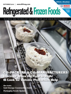 Refrigerated and Frozen Food September 2016