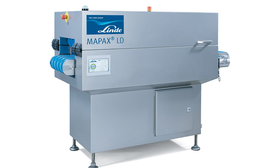 Linde MAPAX LD Leak Detection Unit