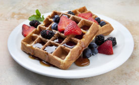 On-the-go breakfast sparks innovation