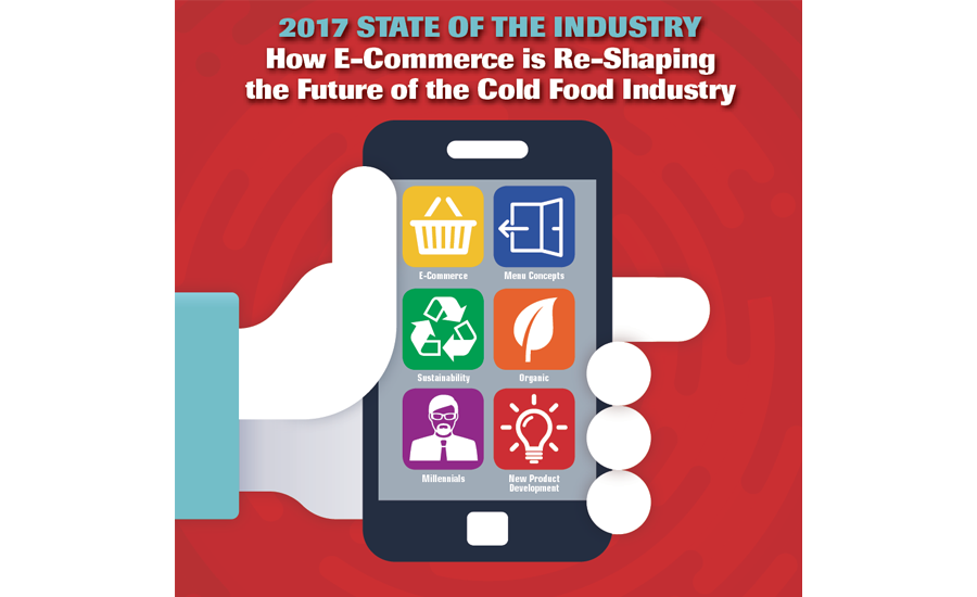 The retail evolution—The way consumers shop is re-shaping the future of the cold food industry
